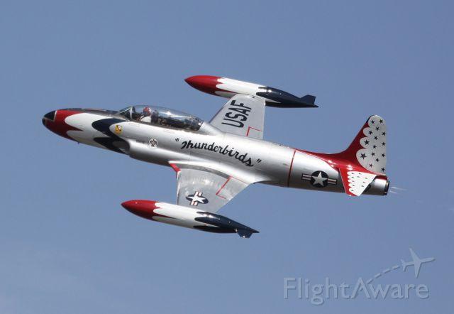 Lockheed T-33 Shooting Star (N556RH)