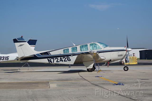 Beechcraft Bonanza (36) (N72426)