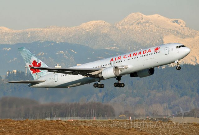 BOEING 767-300 (C-FOCA)