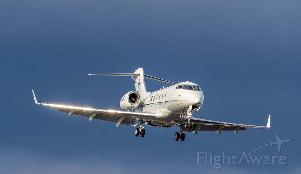 Bombardier Challenger 300 (N992DC)