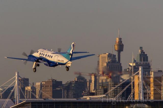 British Aerospace Jetstream Super 31 (VH-OTE)