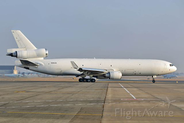 Boeing MD-11 (N546JN) - Operated by Western Global Airlines for FedEx in December