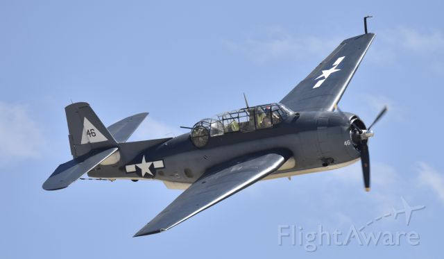 Grumman G-40 Avenger (N7835C) - Planes of Fame Airshow Chino CA