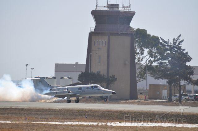 British Aerospace Jetstream Super 31 (N3137) - 2012 Salinas California International Airshow. Clay Lacy.