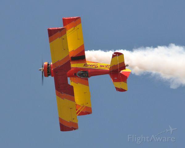 Grumman Super Ag-Cat (N7699) - Wings Over Waukesha Air Show 2013 (Gene Soucy)