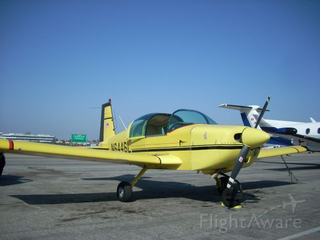 Grumman Tr2 (N6446L)