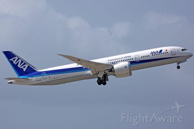Boeing 787-9 Dreamliner (N1792B)