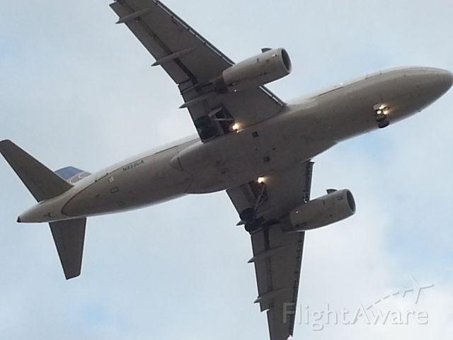 Airbus A319 (N822UA)