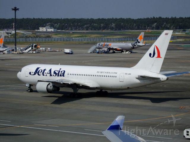 BOEING 767-200 (HS-JAK)