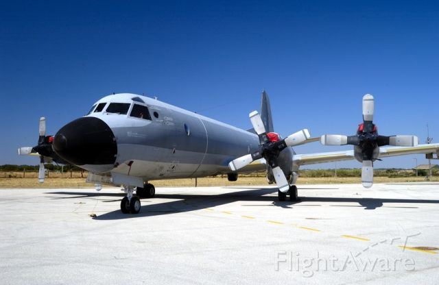 Lockheed P-3 Orion (N14805) - 2002