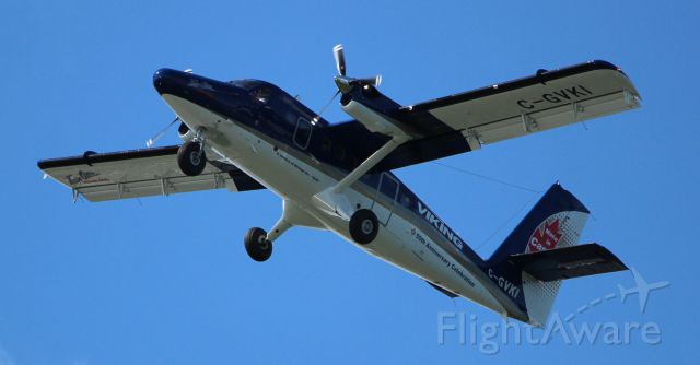 De Havilland Canada Twin Otter (C-GVKI) - DHC6-400 YZF Fly In Celebrating 50 Years & still being manufactured