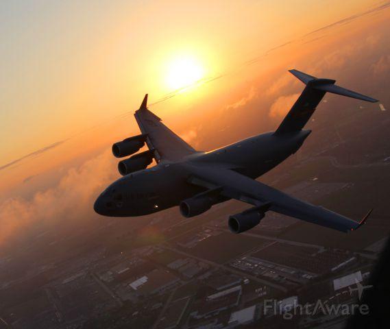 Boeing Globemaster III (90-0194) - Boeing C-17 Globemaster III -  90-0194, 97th AMW