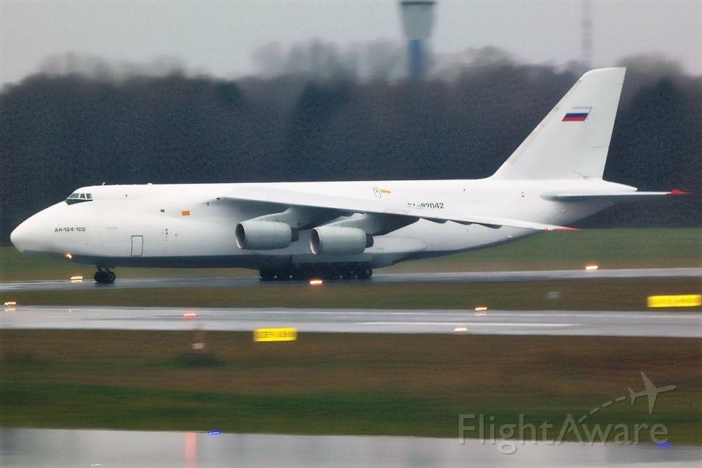 Antonov An-12 (RA-82042)