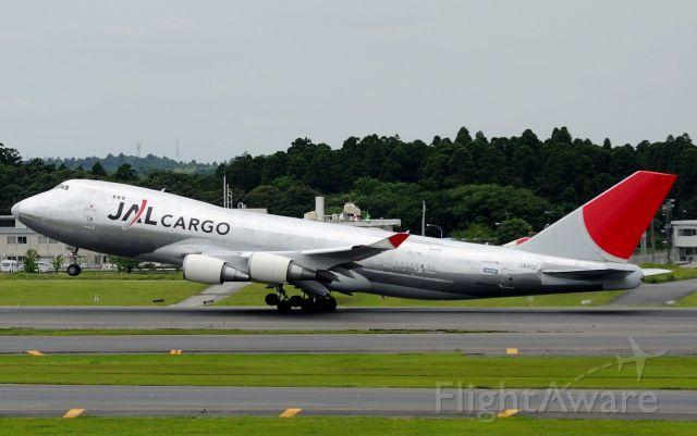 Boeing 747-400 (JA402J)