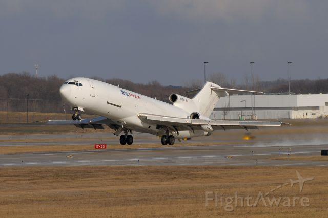 BOEING 727-200 (N216WE) - B722