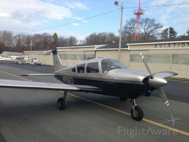 Piper Cherokee (N15663)