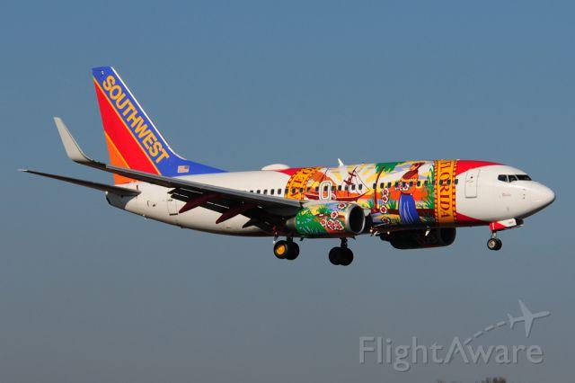 Boeing 737-700 (N945WN) - Florida One