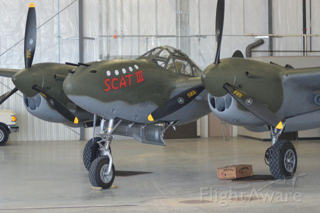 Lockheed P-38 Lightning (N79123)