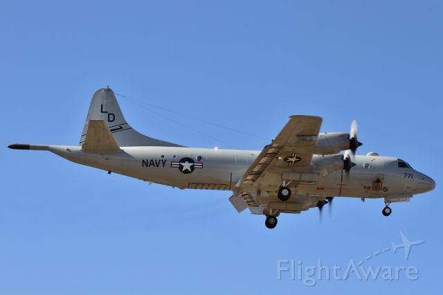 Lockheed P-3 Orion (16-2771) - US-NAVY LD-771<br />January 18, 2013