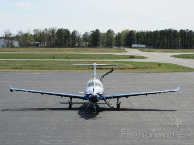 Pilatus PC-12 (N367AF)