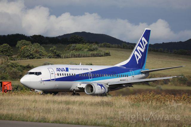 Boeing 737-500 (JA8196) - September 14th 2017:HKD-NGO.