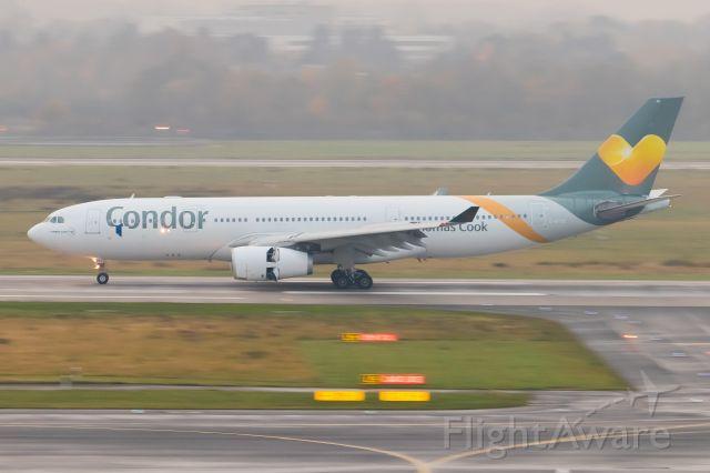 Airbus A330-200 (C-GTSZ) - 12.11.2017
