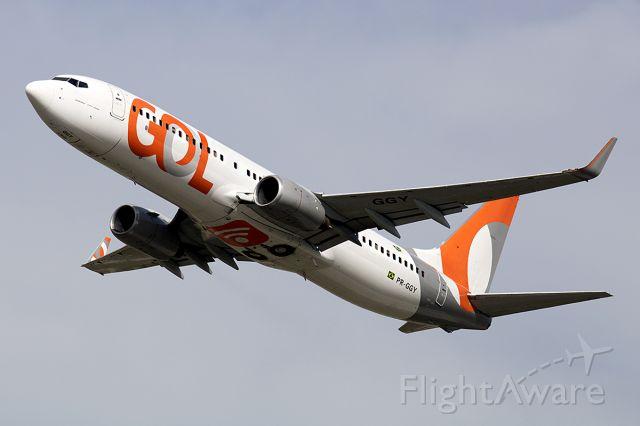 Boeing 737-700 (PR-GGY)