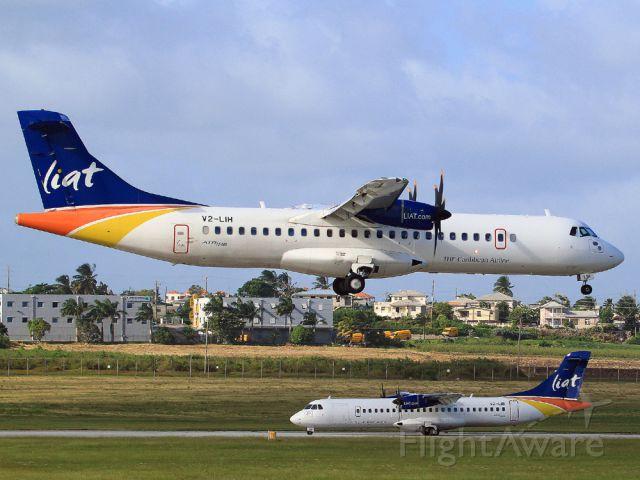 ATR ATR-72 (V2-LIH)