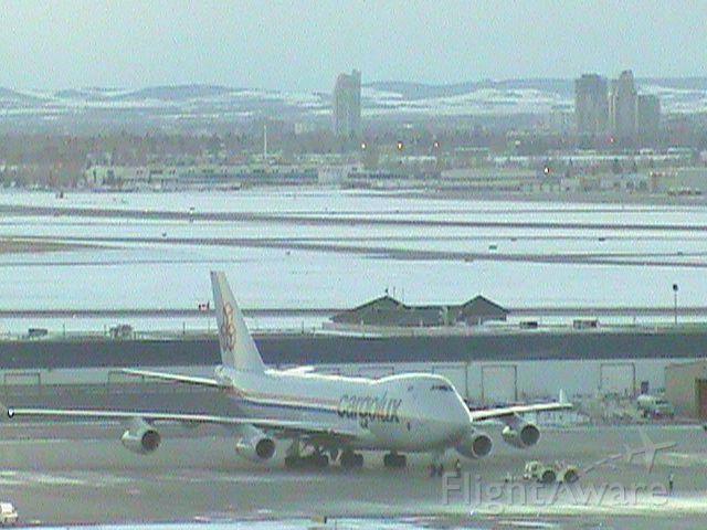 Boeing 747-400 (LX-TCV)