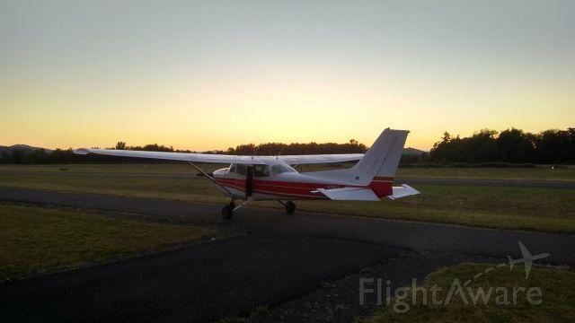 Cessna Skyhawk (N739EF) - My Last Flight in 9EF.  A wonderful aircraft to learn in.