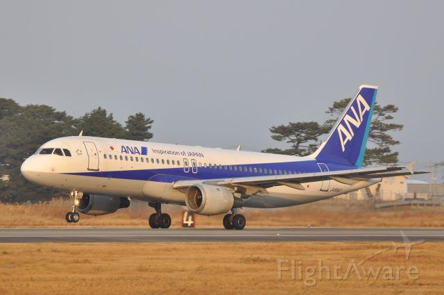Airbus A320 (JA8947)