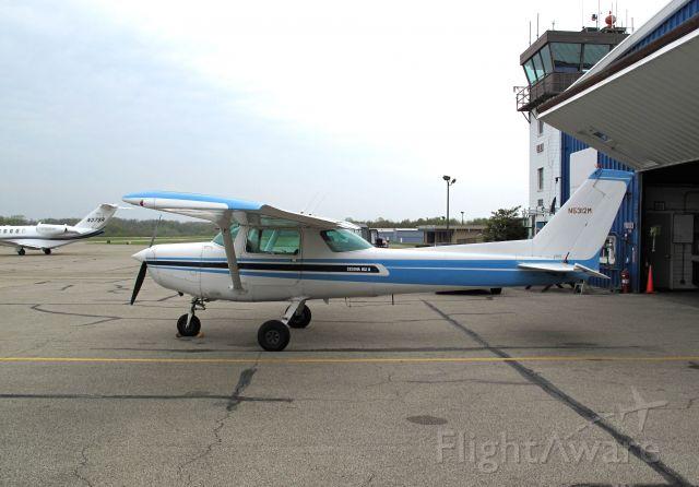 Cessna 152 (N5312M) - Great flight school at Moore Aviation!