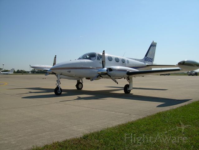 N550S — - Indianapolis Metro in Fishers, IN