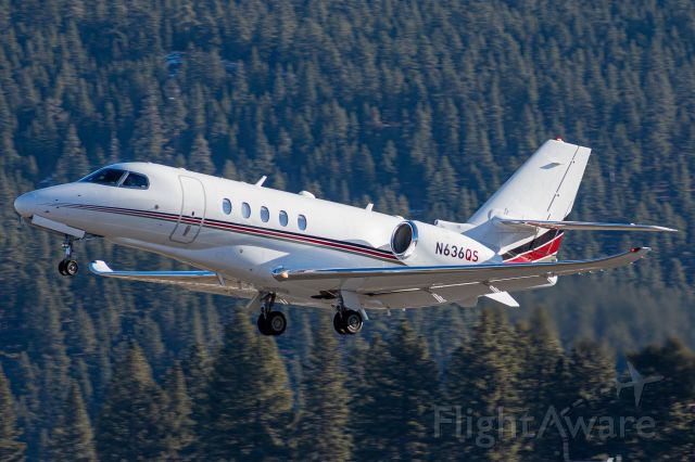 Cessna Citation Latitude (N636QS)