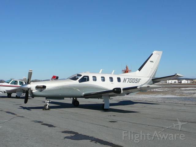 Socata TBM-700 (N700SF)