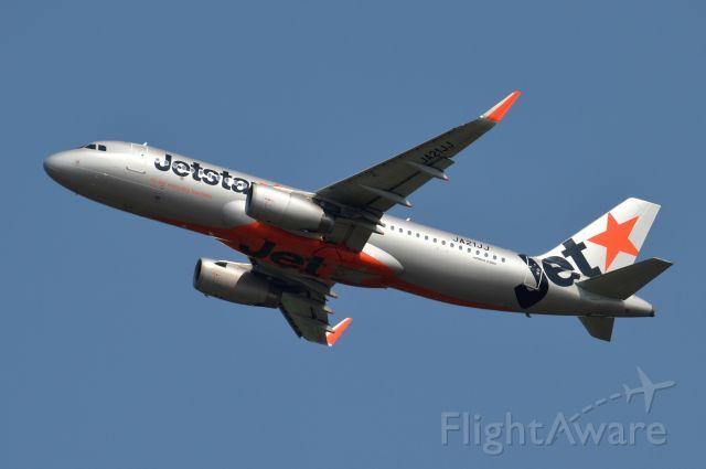Airbus A320 (JA21JJ) - 2019-08-03