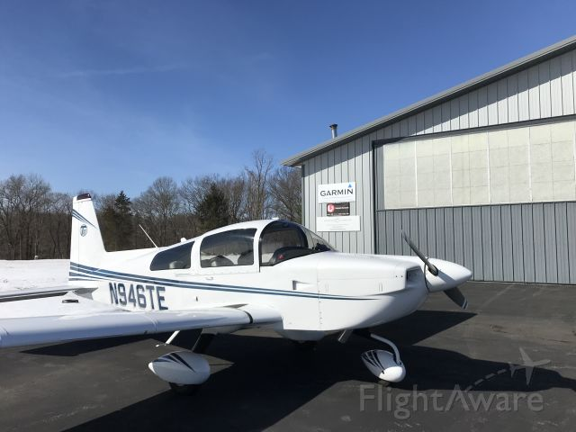 Grumman AA-5 Tiger (N946TE) - Hudson Valley Regional, Poughkeepsie, NY.  Precision Avionics Inc.