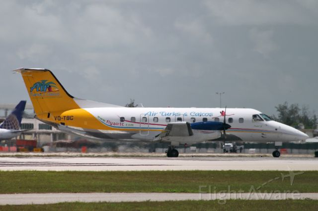 Embraer EMB-120 Brasilia (VQ-TBC) - Air Turks and Caicos