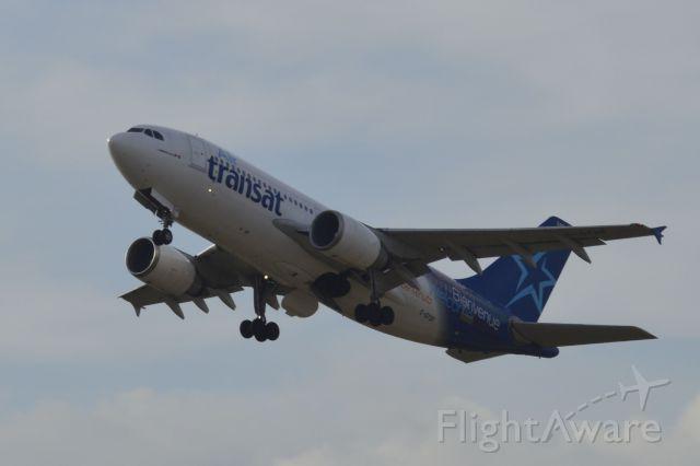 Airbus A330-300 (C-GTSF)