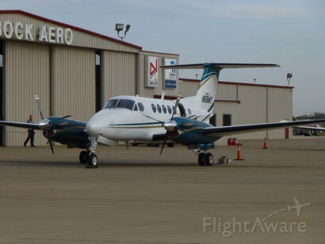 Beechcraft Super King Air 200 (N68MY)
