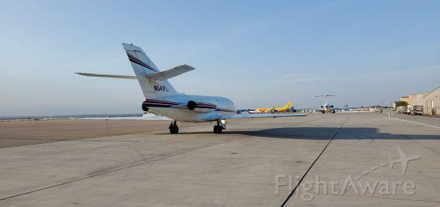 Dassault Falcon 20 (N541FL)