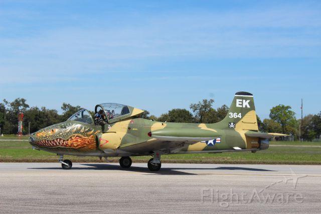 HUNTING PERCIVAL P-84 Jet Provost (N6364Z)