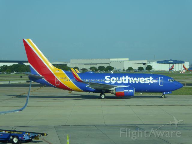 Boeing 737-700 (N431WN)