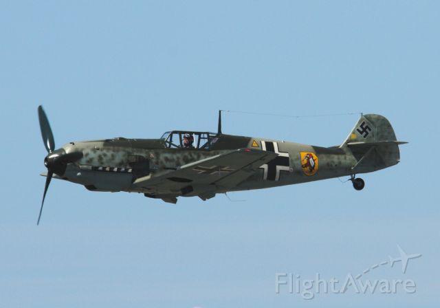 ME109E — - Messerschmitt Bf 109E-3 Emil