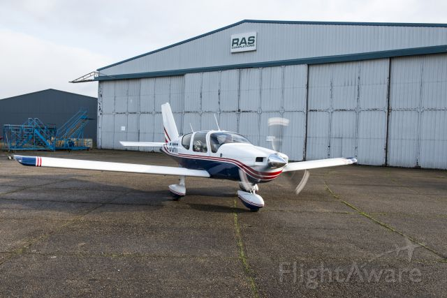 Socata Tobago (G-OFIT) - Taken after a full respray by RAS Completions (Biggin Hill Airport)