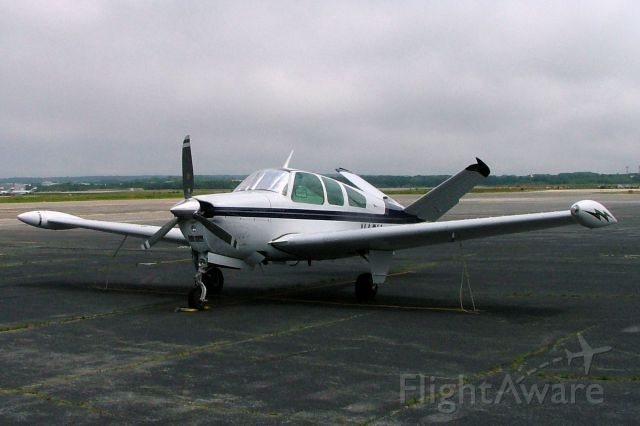 Beechcraft 35 Bonanza (N461A) - Portland, Maine