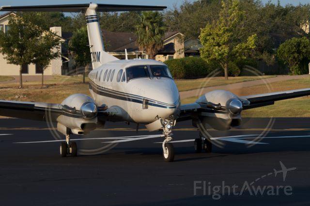 Beechcraft King Air F90 (N469DM)