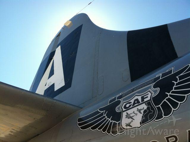 Boeing B-29 Superfortress (NX529B) - FIFI. IWA airport days 2013 March 2nd