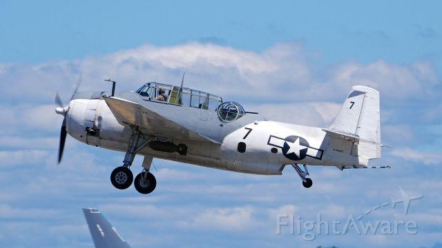 N9584Z — - Historic Flight Foundation