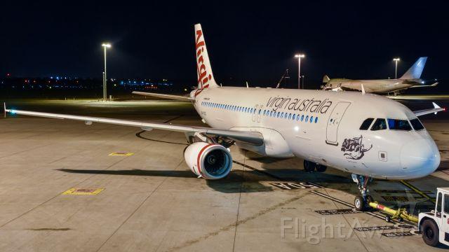 Airbus A320 (VH-YUD)